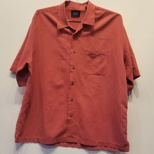Haggar Collections Button Down Shirt